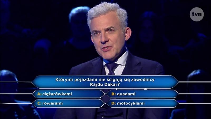 Milionerzy (27.02.2018)