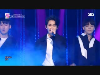 PERF : Lee Hongki (FTIsland) - COOKIES (Feat. Ilhoon of BTOB) @ SBS Inkigayo