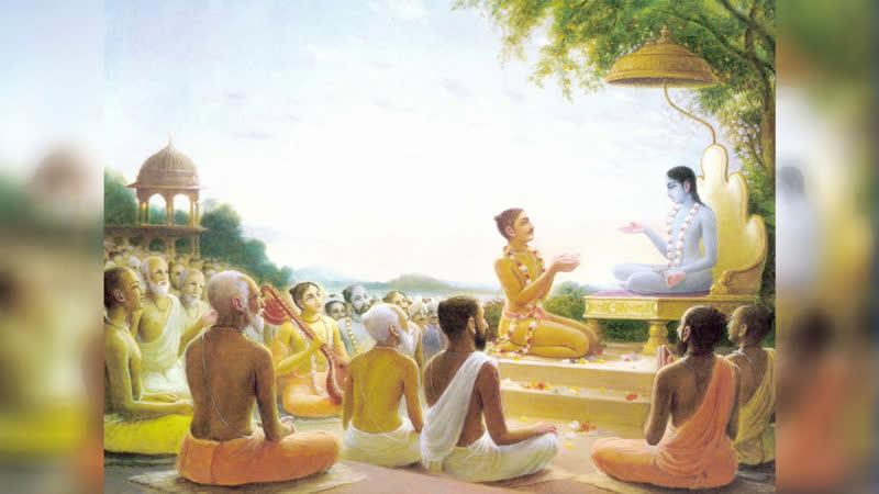 Прямой эфир. Шримад Бхагаватам 6.2.40-41. Гопал Кришна Госвами
