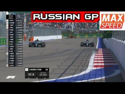 F1 Sochi 2018 FP3 - 2018 Formula 1 Russian Grand Prix Free Practice 3