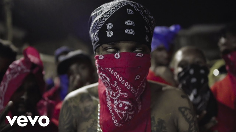 Tommy Lee Sparta - Badman Links (Official Video)