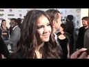 Nina Dobrev Spike TV Scream Awards 2010 Interview