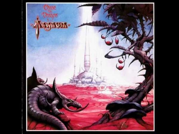 MAGNUM - ALBUM - CHASE THE DRAGON (1982)
