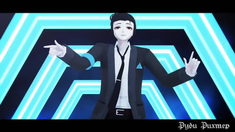 【MMD】GANG BANG『Detroit: Become human』- Connor (test model)