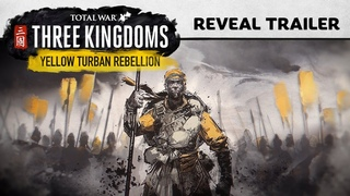 Total War: THREE KINGDOMS - Yellow Turban Rebellion Trailer [PEGI UK]