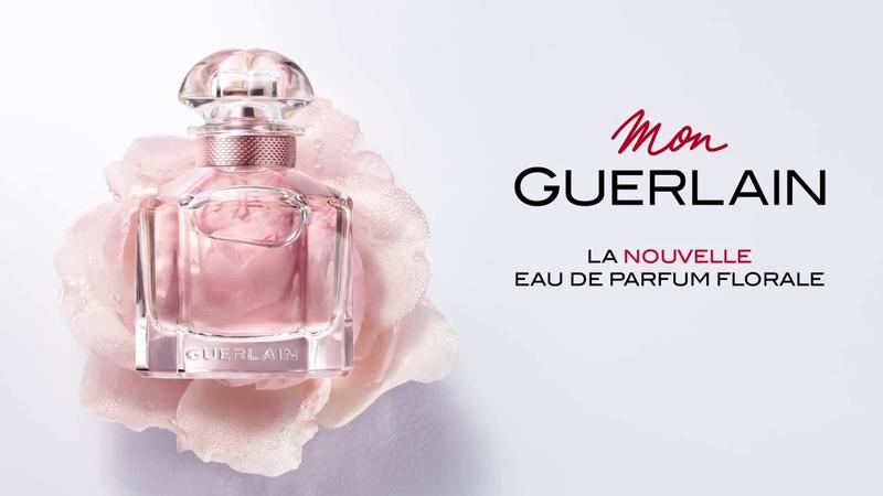 Mon Guerlain Eau Florale - Angelina Jolie in Notes of a Woman - Guerlain