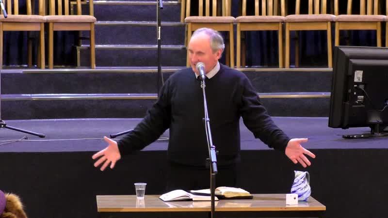 Изучение Слова (Рим.1.13 - 18) - пастор Виталий Анатольевич Юрченко