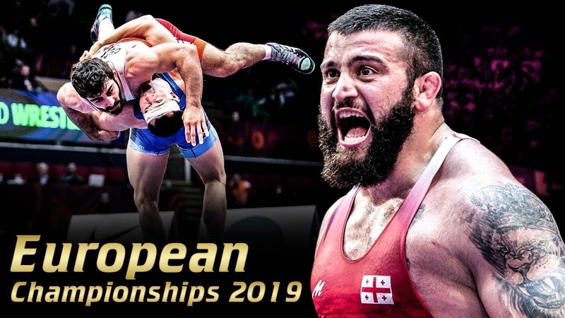 Highlights European Championships 2019