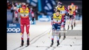 Александр Большунов - победа в спринте,Лыжные гонки КМ 24 11 2018