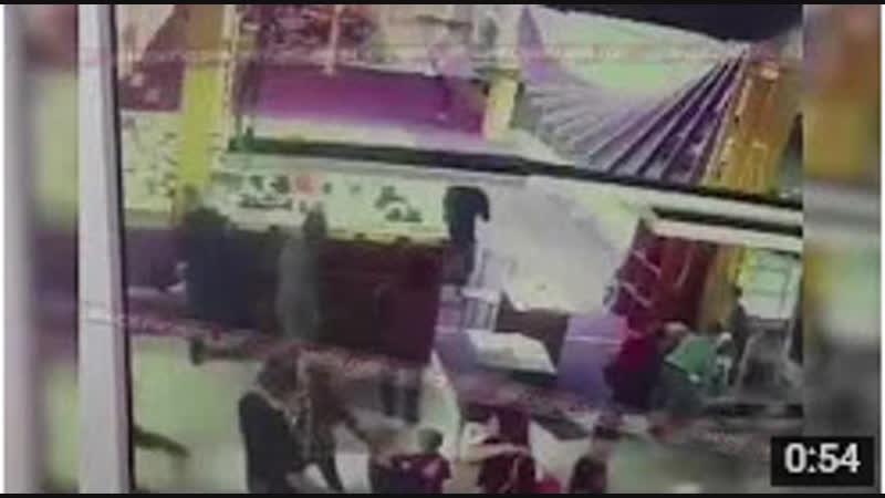 Опубликовано вырезанное видео из Зимней вишни