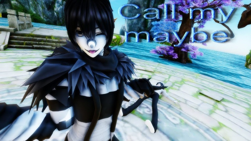 [MMD] Call my maybe - Jeff The Killer Laughing Jack