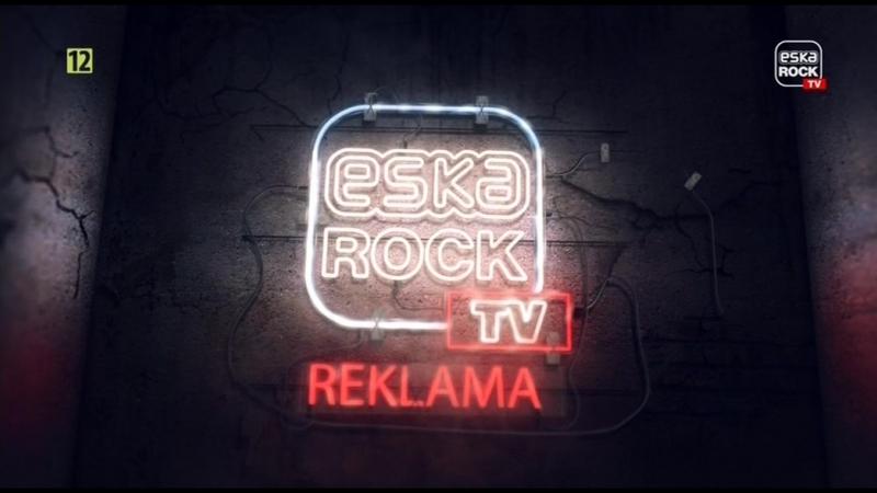 Рекламная заставка (Eska Rock TV, 2018)