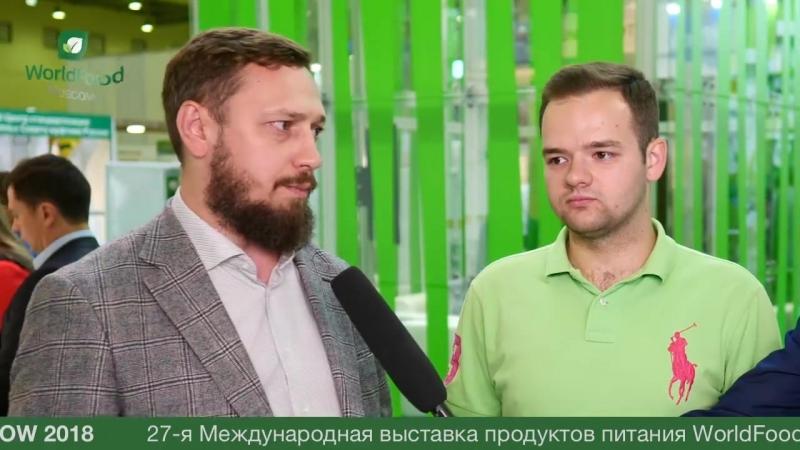 Бизнес-центр поставщиков и ритейлеров - Кабанов Николай и Лившиц Антон на WFM2018