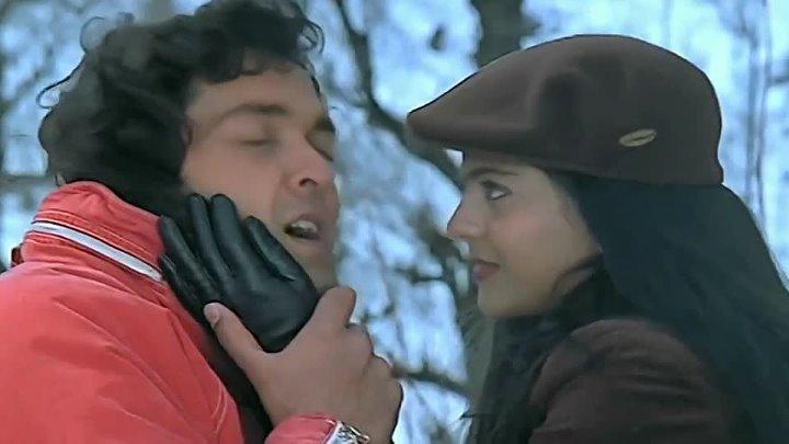 Mere Khwabon Mein Tu - Gupt - Bobby Deol - Manisha Koirala - Kajol