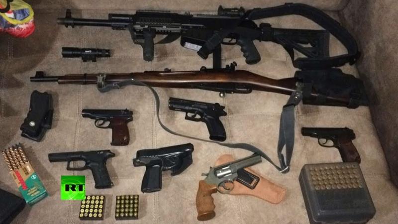 ФСБ раскрыла подпольную сеть по изготовлению боеприпасов в 32 регионах России