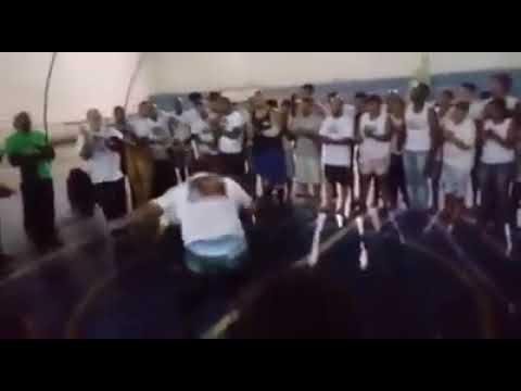 Abadá - Capoeira 2018 - roda de abertura do evento integrado de Nova Iguaçu