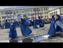 День города ГАДЖИЕВО ❤️ Школа лезгинки «ASSA» совместно с коллективом «АПРЕЛЬ»