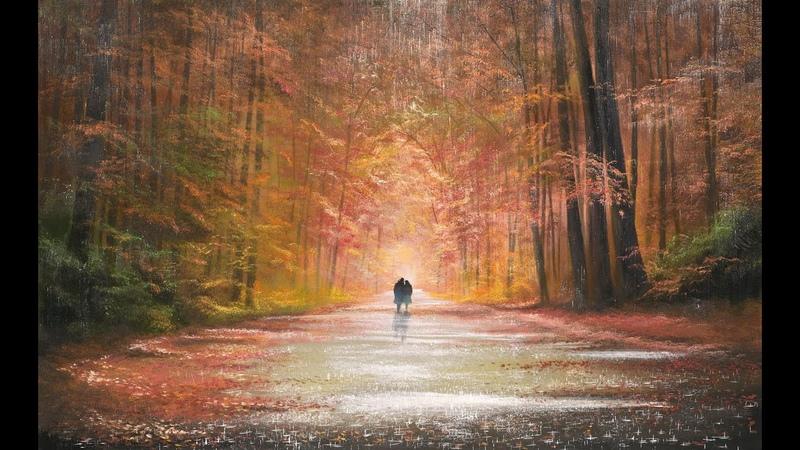 ♫ Дождь на двоих Джеффа Роуланда... Rain for two of Jeff Rowland...