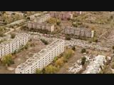 Военный город-призрак в Казахстане