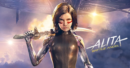 Alita Battle Angel Torrent