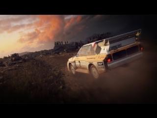 DiRT Rally 2.0 - Трейлер-анонс