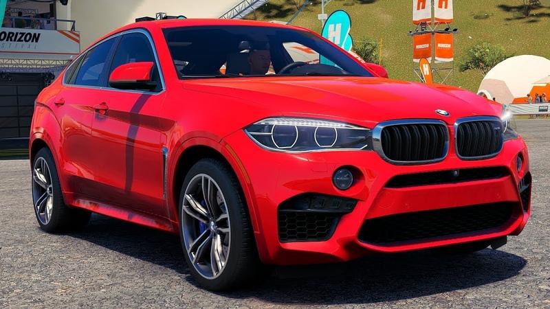 Цветные Машинки для детей. Гонки на BMW X6 по пустыне. Мультики про Машинки под веселые песенки.