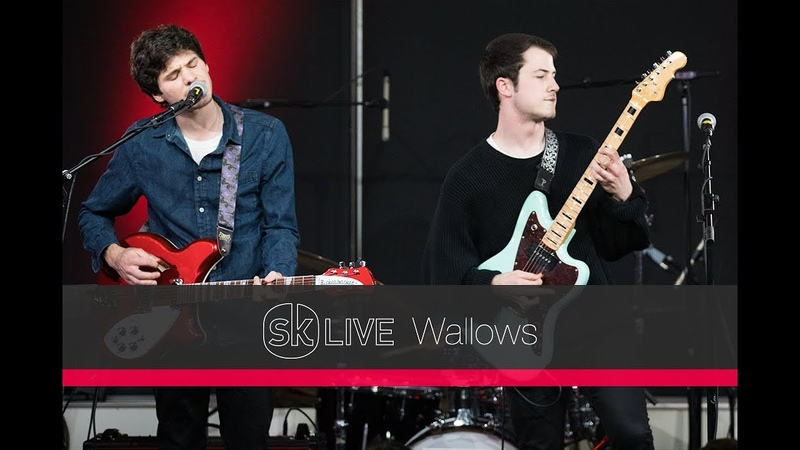 Wallows - Pictures of Girls [Songkick Live]