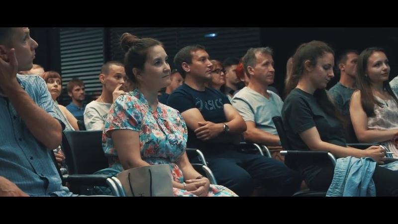 Презентация ICO Golden Island в Екатеринбурге | VSE PROSTO Артем Сафонов