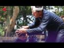 В китайской деревне стригут серпом