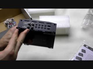 Четырехканальный усилитель JBL STAGE A6004 распаковка, обзор, характеристики