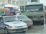 Авария в Дзержинском районе