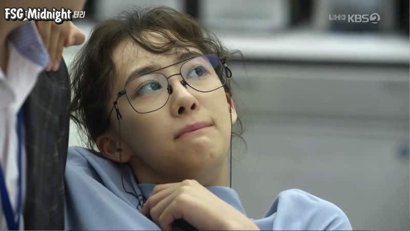 [FSG Midnight] Тайна госпожи Ким (спешл драма 2018)