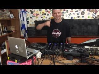 Dj Rabbit Breaking Mixtape Video (Life)