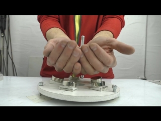 Levitron magnetic levitation on the constant magnets of levitron casero igor beletsky