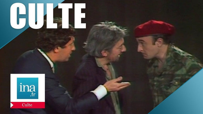 Culte : Serge Gainsbourg, une vieille canaille au Collaro Show | Archive INA