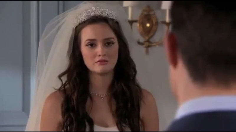 Сплетница / Gossip girl wedding Blair /свадьба Блэр