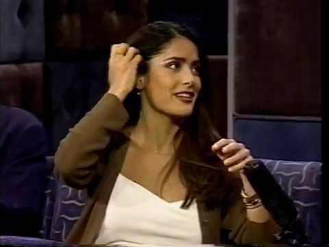 Salma Hayek Conan 11 3 1997