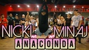 Nicki Minaj - Anaconda - choreography by - Brooklyn Jai