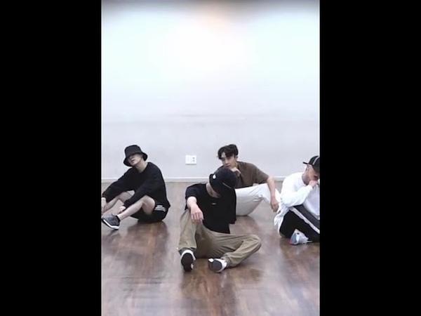BTS 'IDOL' Dance Practice JUNGKOOK 정국 Focus