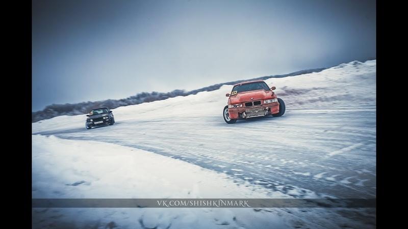 Oskol Drift - Platonovdrift First stage RABBIT Drift 02.02.2019 г. Воронеж