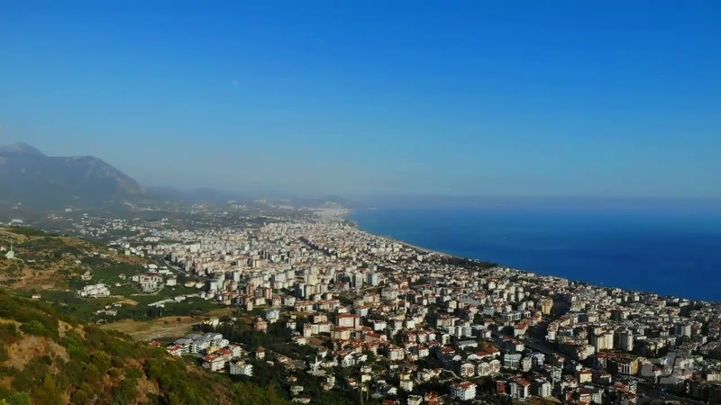 I love Alanya Mavic air