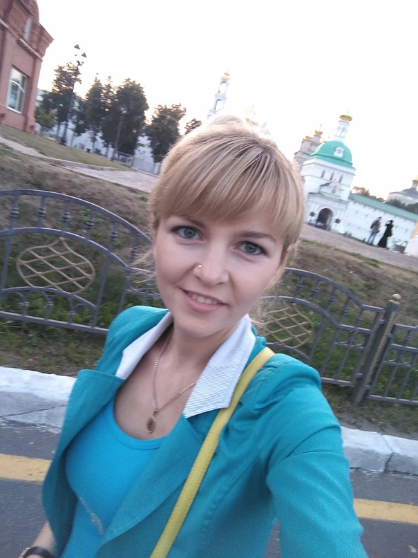 Лиана Кудрявцева | Сергиев Посад