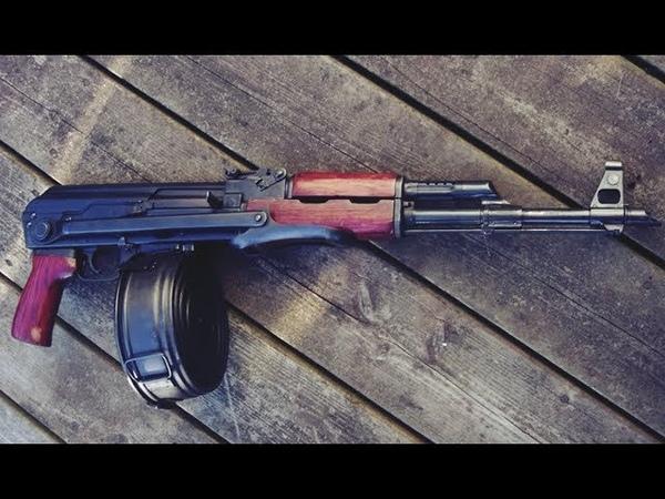 Full Auto AK47 - 1000 Rounds