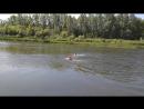 плавание против течения