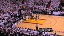 Last 4 Minutes Game 5 Celtics at Heat 2011 Eastern Conference Semi Finals