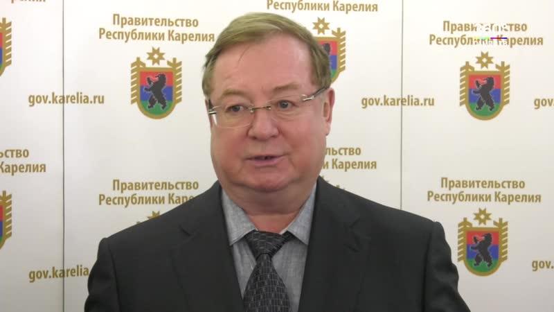 Руководители Фонда ЖКХ в Карелии