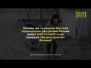 РОССИЯ - ЯПОНИЯ: 2 СУДЬБЫ