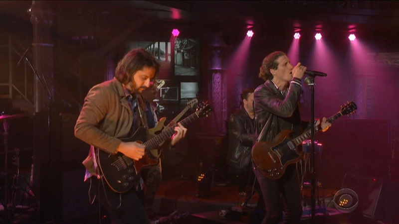 The Revivalists - All My Friends (The Late Show with Stephen Colbert)