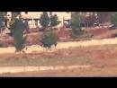 Боевики Джейш аль Изза утверждают что они подорвали танк с ПТУРа Сирия САА Россия