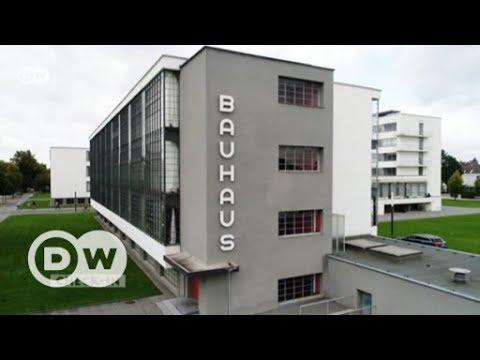 Bauhaus Von Weimar über Dessau nach Berlin | DW Deutsch